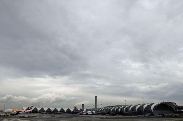 泰国航空运输量可能达到峰值