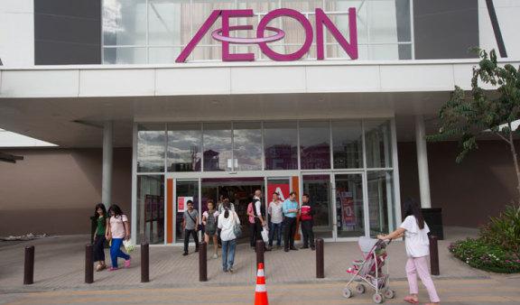 柬埔寨第三永旺购物中心获得官方批准