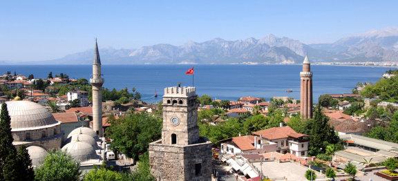 土耳其是世界上住宅价格年增长率最高的国家
