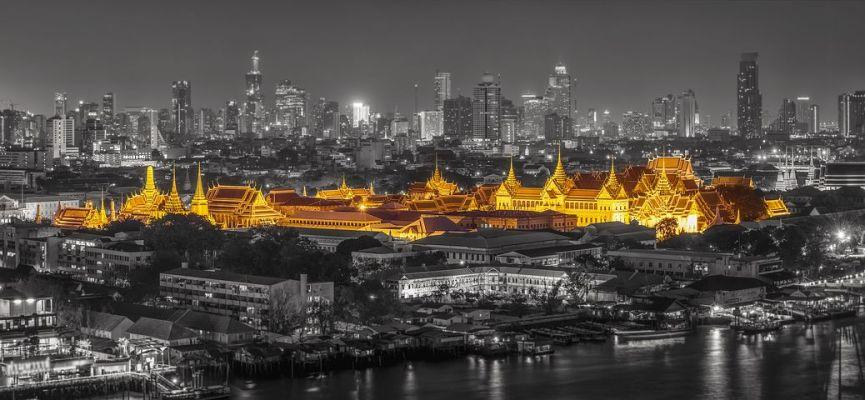 曼谷法院暂停河滨长廊项目
