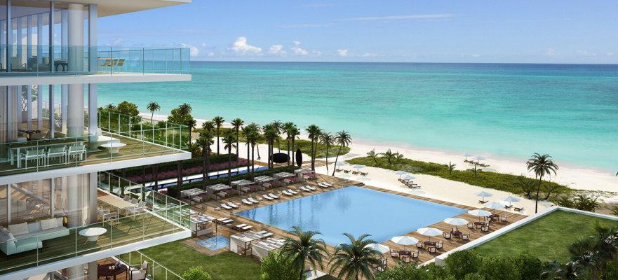 美国迈阿密 2 月份住宅市场销量激增
