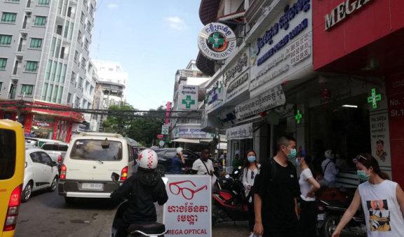 柬埔寨航空本周宣布,为运往中国的外科口罩提供免费运输服务