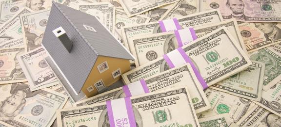 疫情期间,美国单户住宅租金上涨