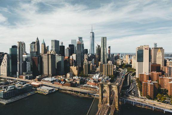 纽约:超豪华公寓楼占主导地位的十年