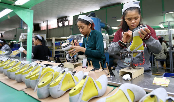 1 月份柬美贸易额增长 33% 至 5.85 亿美元