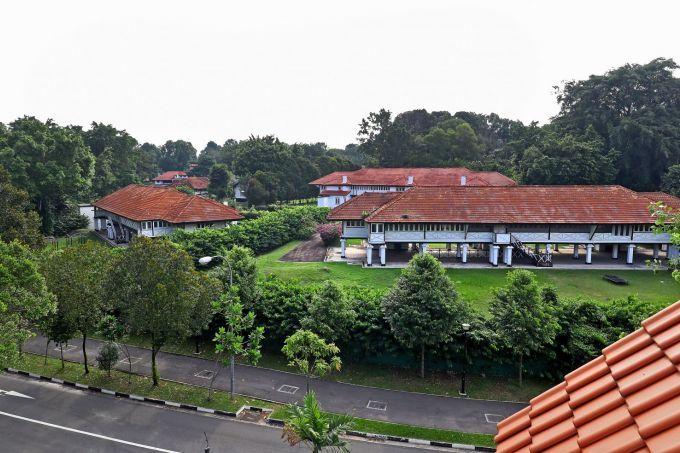 新加坡人口老龄化催生养老院建设新形式