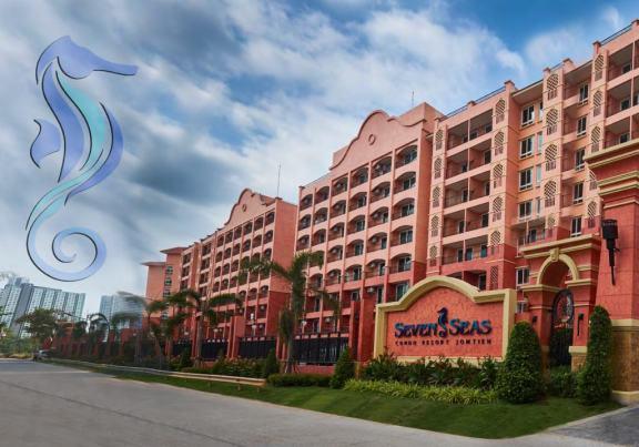 七海度假公寓-Seven Seas Pattaya