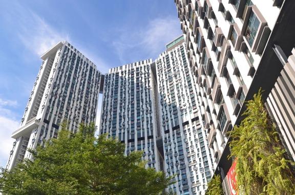 新加坡:公寓生活的吸引力刺激了大众对住宅市场的需求