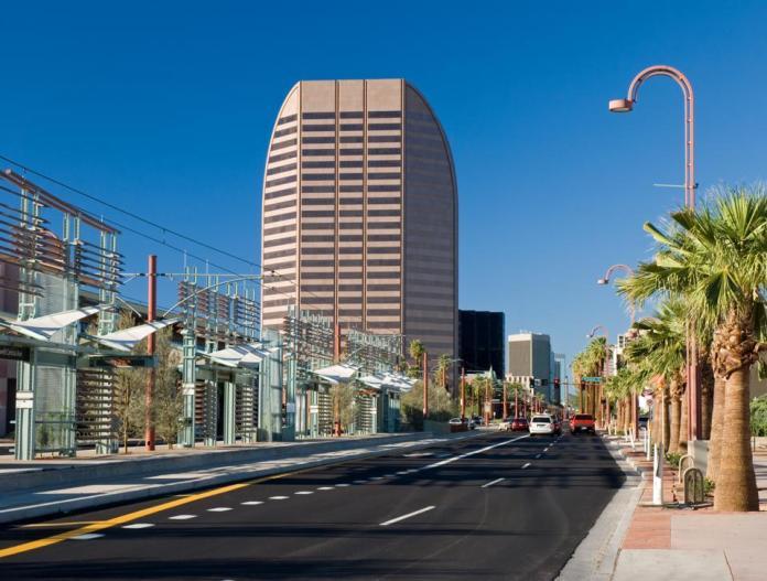 公共交通在美国城市发展中的作用