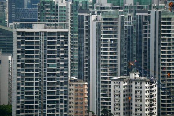 """受经济衰退影响,新加坡""""鞋盒""""公寓市场疲软"""