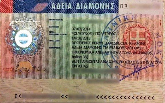 如何获得希腊居留证和公民身份?