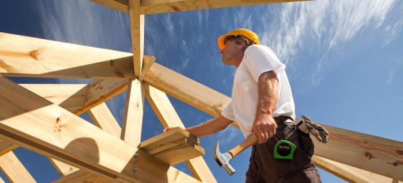 美国 20 个州建筑行业失业率有所下降