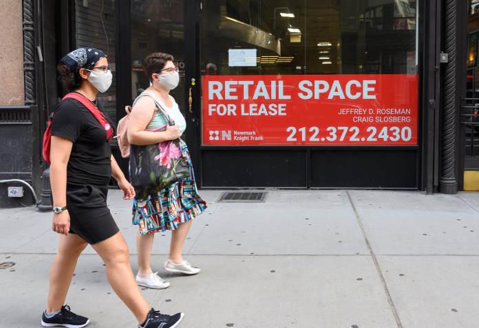 纽约市可能会把空置的零售空间转变为新冠病毒检测点