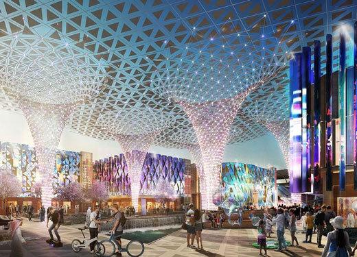 2020 年迪拜世博会将为迪拜带来巨大的经济影响
