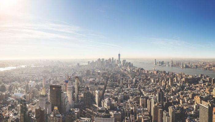 在 COVID-19 停工期间,纽约建筑项目仍在进行