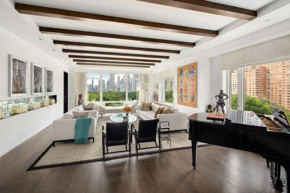 纽约上西区 3500 万美元的公寓已经准备好了