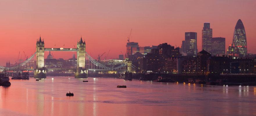 伦敦优质住宅销售从疫情中缓慢复苏