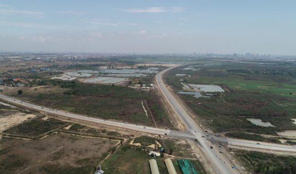 金边外围 Dangkor 区地块的需求增加