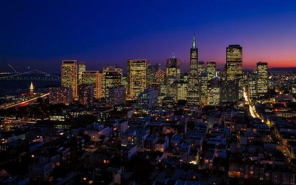 美国发展最快和最慢的城市
