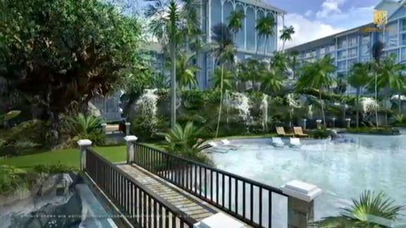 佛罗里达 -Grand Florida 高级度假式海景公寓