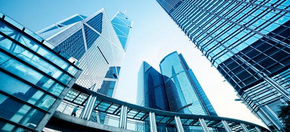 香港商业地产投资在 2021 年第一季度增长 23%