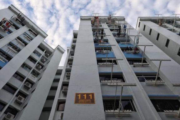 马来西亚工人重返新加坡,组屋租金 9 月猛涨
