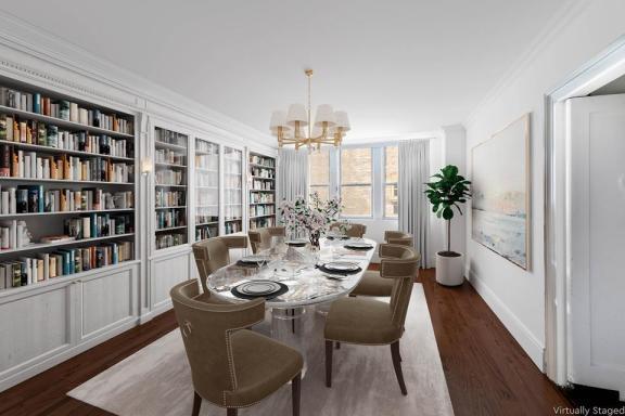 曼哈顿房地产市场 3 月份签约量激增