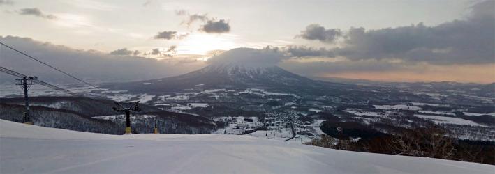 外国投资者对北海道新雪谷兴趣转淡