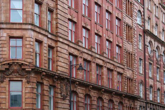 英国房价余额指数达 21 年来的最高点