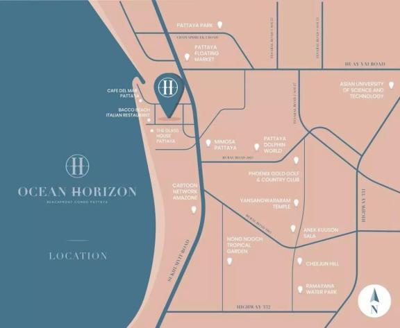 Ocean Horizon- 海洋·地平线