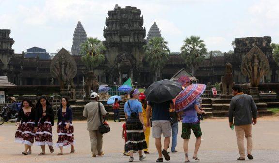 柬埔寨的旅游竞争力提高