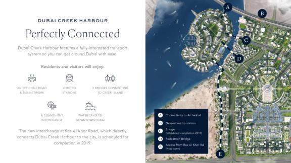 迪拜云溪港沙滩公寓 Surf
