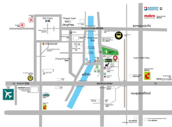 规划区位图