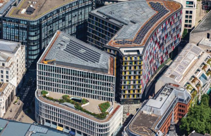 新加坡公司 5.52 亿英镑收购伦敦办公空间