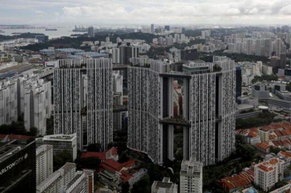 新加坡:100 万新元以上的 HDB 单位占全部转售单位的 0.3%