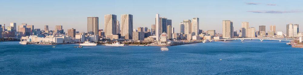 日本主要城市的土地价格连续第二年增长
