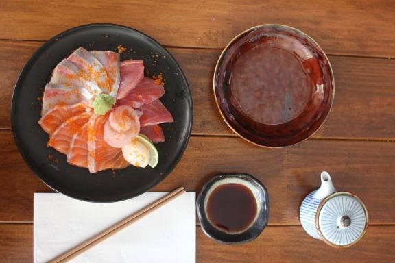 日本为什么把生鱼片叫做刺身?