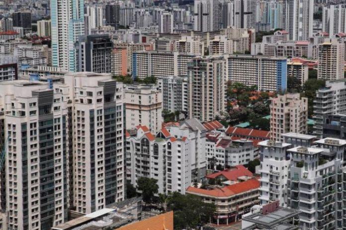 新加坡公寓转售量创 11 年新高,4 月价格上涨 1.5%