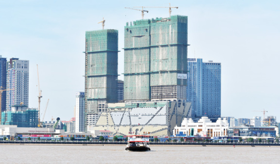 疫情后的柬埔寨房地产市场繁荣依旧