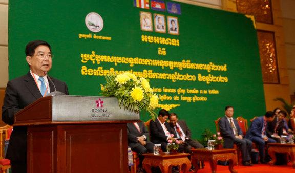 柬埔寨电力需求增长近 30%