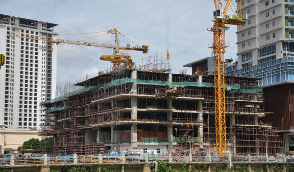 2019 年柬埔寨建筑材料进口增长 50%