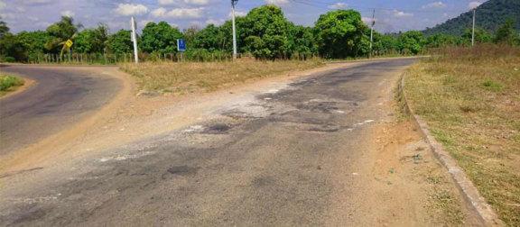泰国向柬埔寨提供贷款修建连接两国的公路
