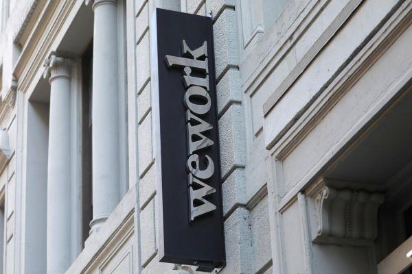 WeWork 为长租租户提供半价优惠