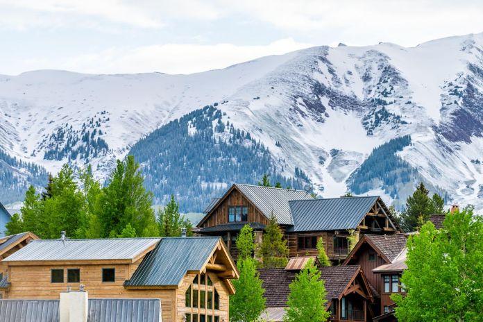 美国人对滑雪胜地的兴趣激增