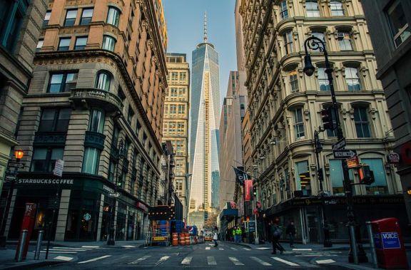 纽约公寓楼销售暴跌