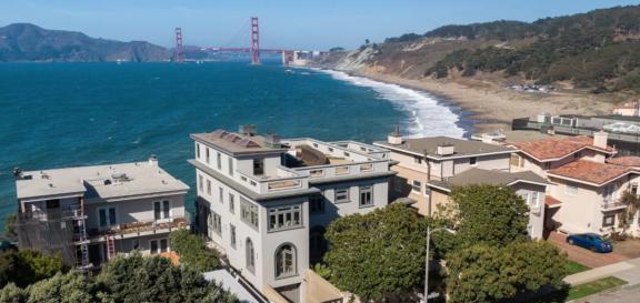 价值 2500 万美元的旧金山豪宅,拥有世界上最美的室内篮球场