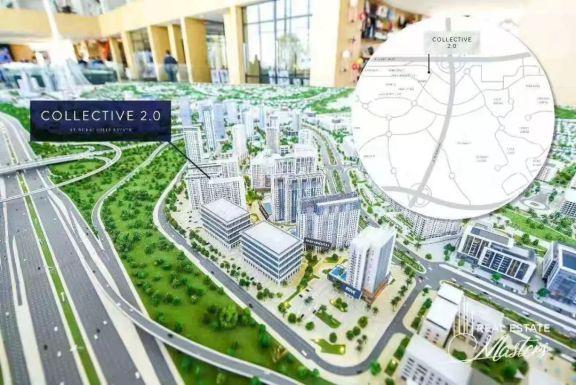 迪拜山庄聚合现代城 COLLECTIVE2.0