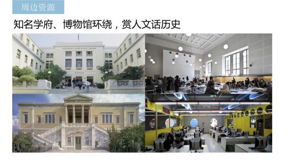 知名学府,博物馆环绕,赏人文活动