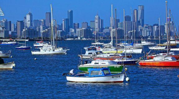 澳大利亚房价在 2020 年年末开始复苏