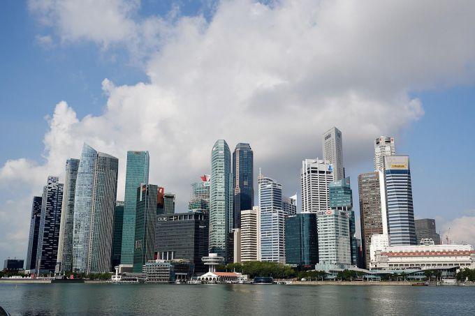 新加坡在贸易增长潜力方面位居世界前 20 名
